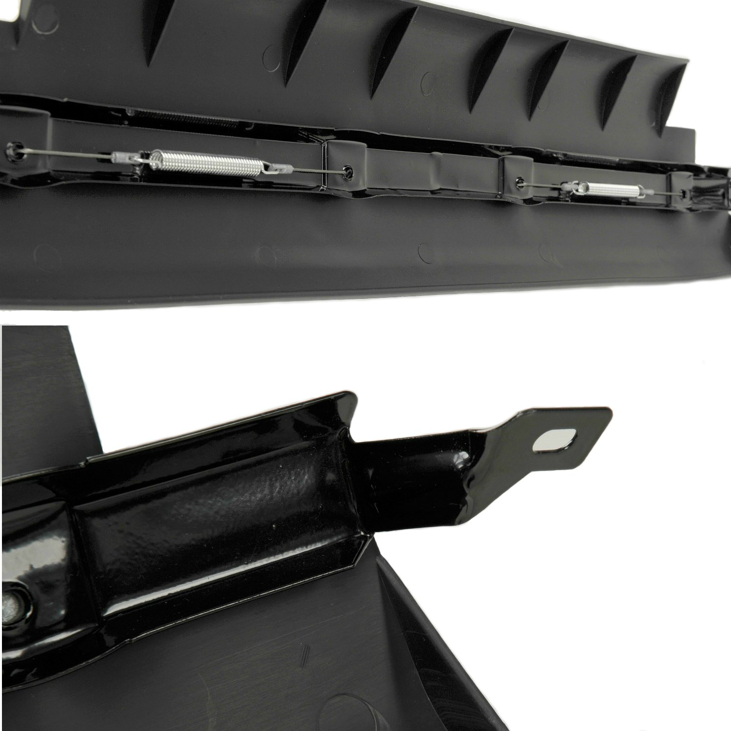 C5 Corvette Front Lower Spoiler Air Dam Complete Kit with Upgraded Mounting  Hardware Fits: All 97 through 04 Corvettes