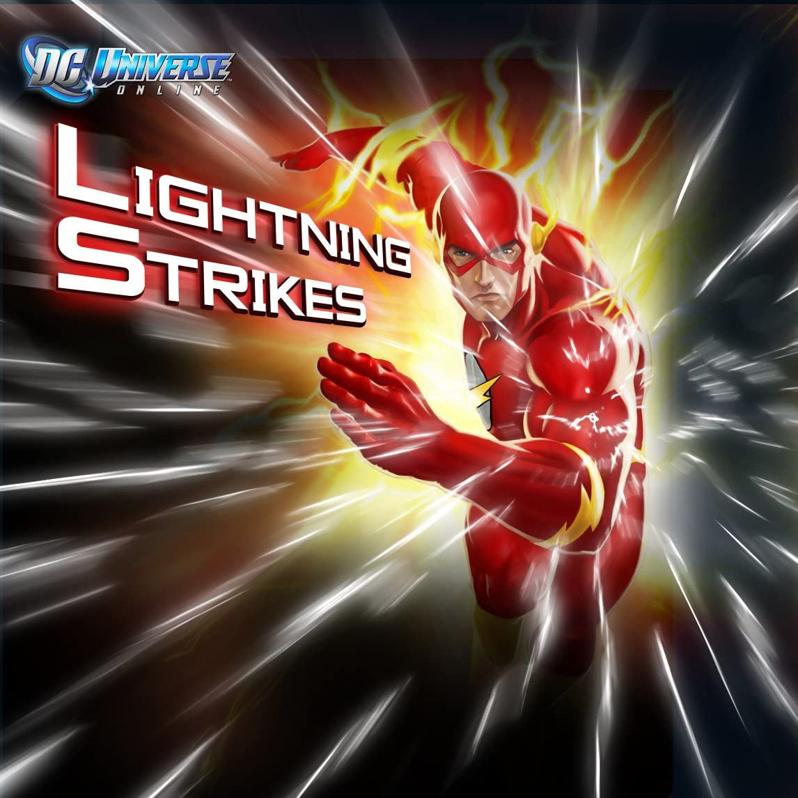 amazon com dc universe online lightning strikes online game code