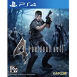Resident Evil 4 for PlayStation 4