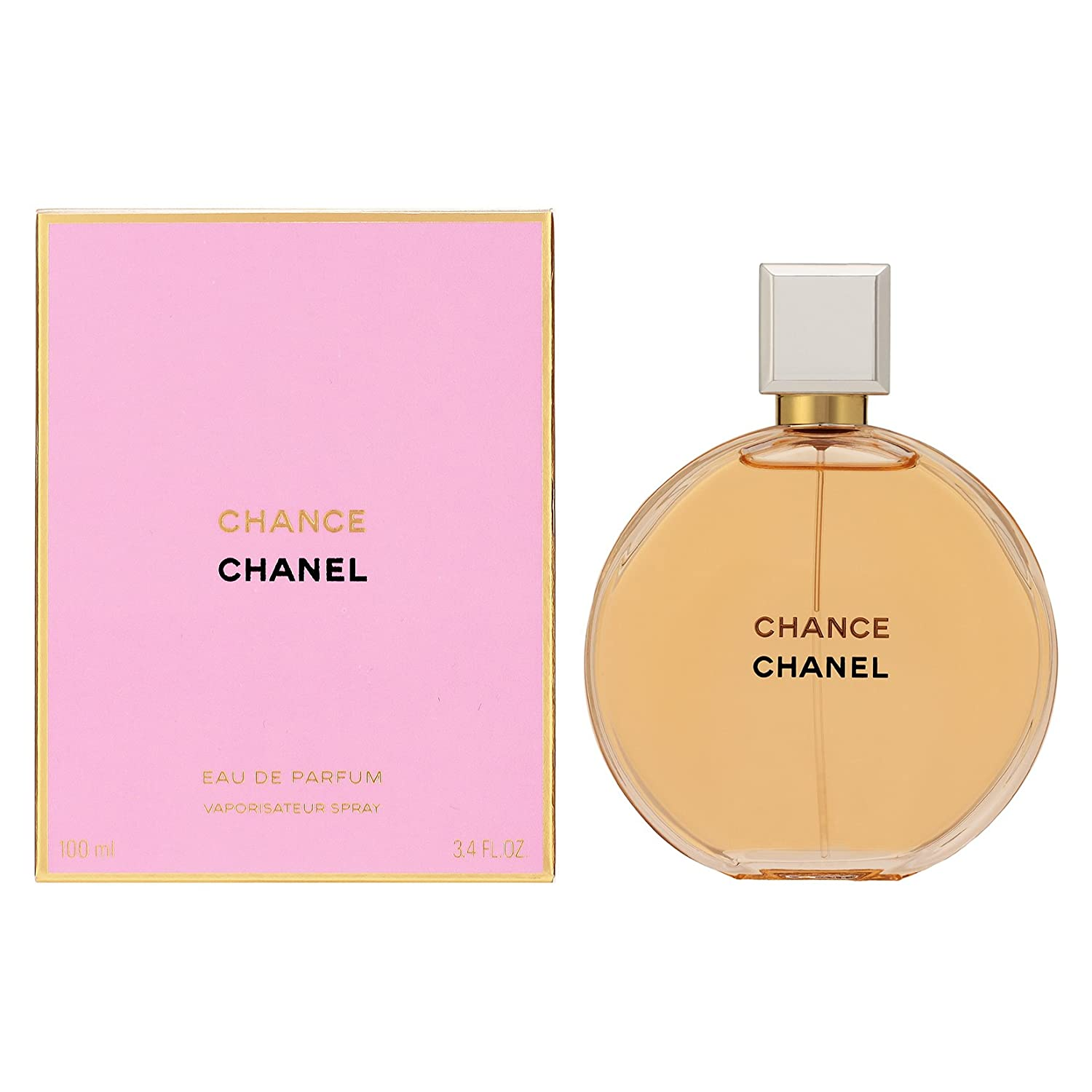 Amazoncom Chance By Chanel For Women Eau De Parfum Spray 34
