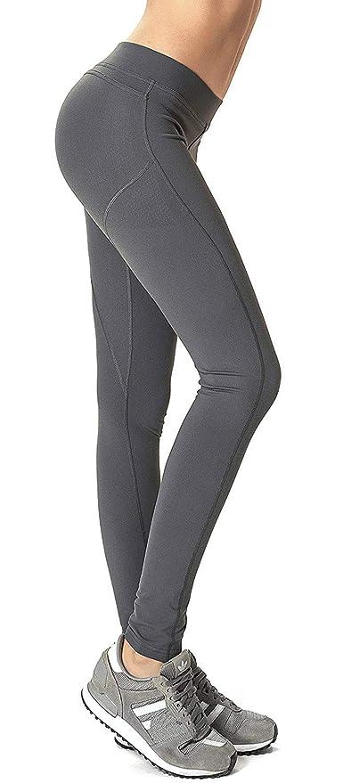 a516f7c3fac8e Amazon.com   Arllison Butt Lift Leggings Scrunch Butt Push Up Leggings Yoga  Pants for Women Shapewear Workout Tights   Sports   Outdoors