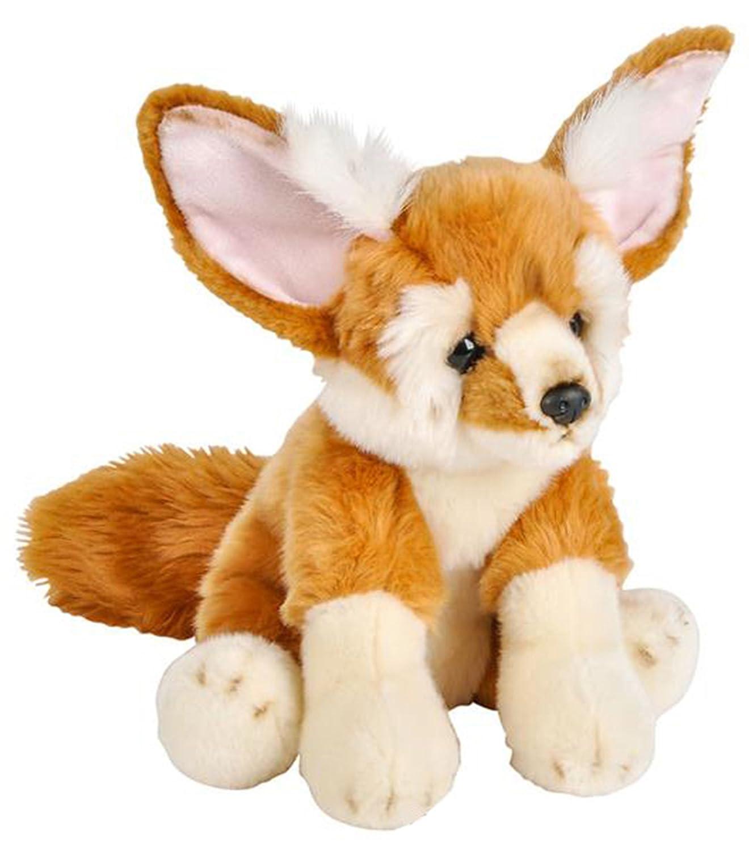 Amazon Com Wildlife Tree 12 Stuffed Fennec Fox Plush Floppy Animal