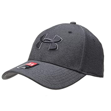 Under Armour Mens Heathered Blitzing 3.0 - Gorra Hombre: Amazon ...