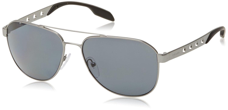 TALLA 60. Prada Sonnenbrille (PR 51RS)