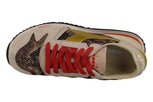 DIADORA SHOES BEIGE 161341-019 EXODUS  Amazon.co.uk  Shoes   Bags 5010f6a940e