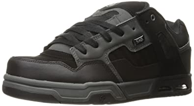 DVS Enduro Heir Shoes UK 8 Gunmetal Leather Nubuck V5XqyUxv