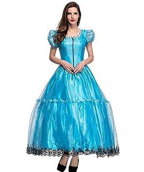 Disfraz de Princesa Elsa Vestido Traje de Princesa de Frozen ...