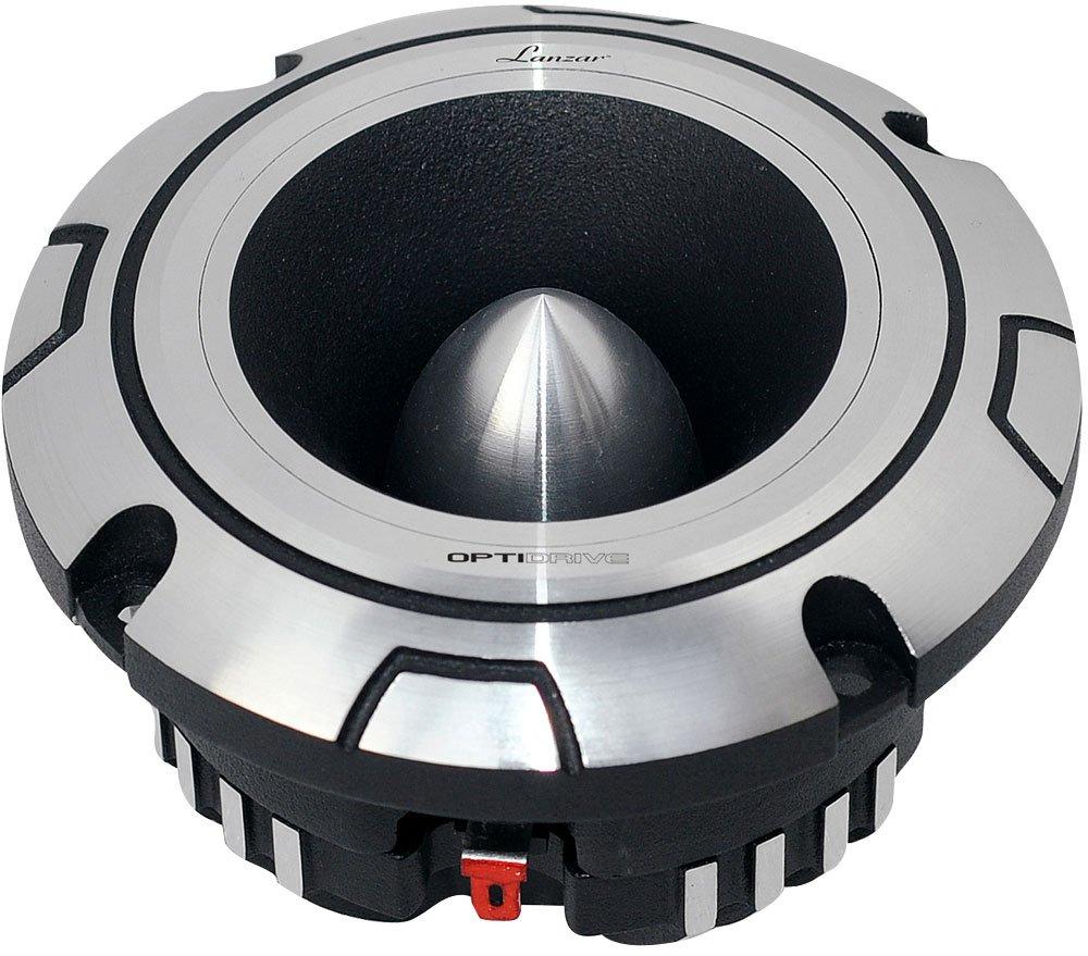 Lanzar Optidrive OPTIBT38 Bullet Tweeter en Aluminium 400 W Argent