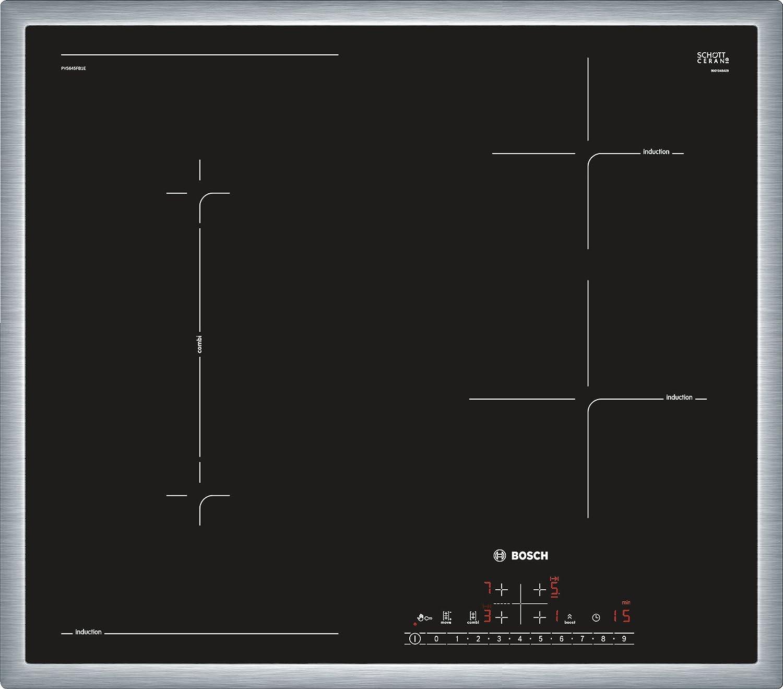 Bosch pvs845fb1e Serie 6 hobs eléctrico/vitrocerámica/vidrio ...