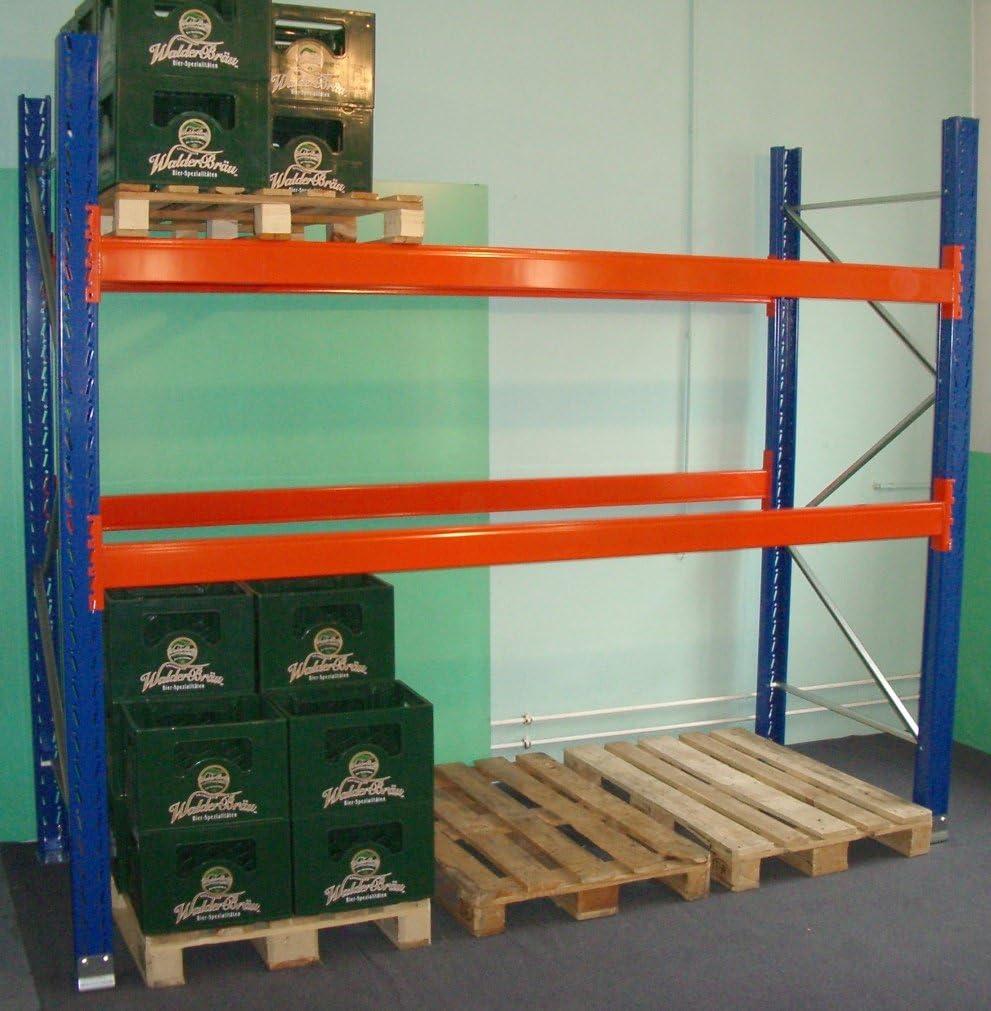 Termoetiqueta B 2,9 mx 2,74 m de pintura de estantería RNDU almacén 3000 kg