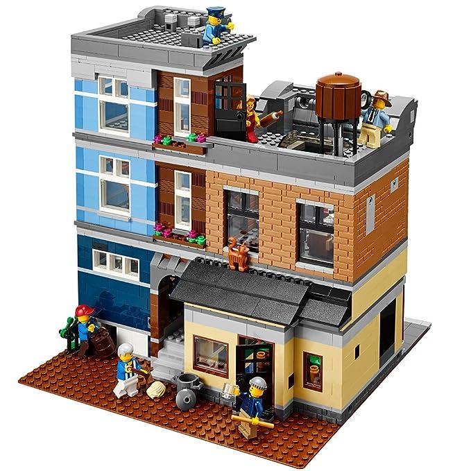 Amazon.com: LEGO Creator Oficina del Detective de Expertos ...