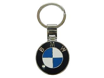 BMW Premium Logo Llavero Mando Negro Se suministra en Caja ...
