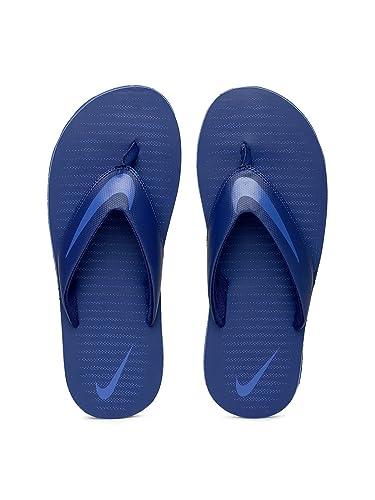 8d59c97c64bb8 Nike Men's Solid Chroma Thong Flip-Flops(Blue)