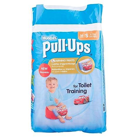 Huggies, Pull Ups - Pañal de aprendizaje, talla S (8 – 15 kg