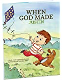 Hallmark Personalized Books: When God Made You (Boy)