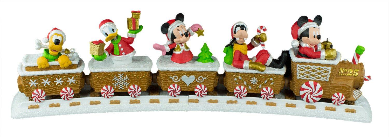 Hallmark XKT2299 Disney Christmas Express Collector's Set - Special Edition