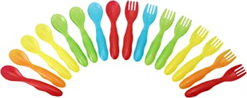 The First Years Multi Take & Toss Flatware