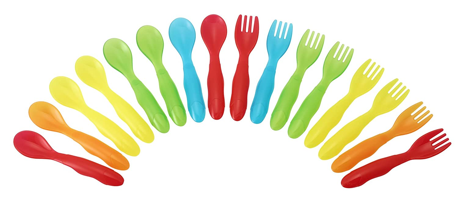 Baby The First Years 16 Piece Take /& Toss Infant Spoons New Gift