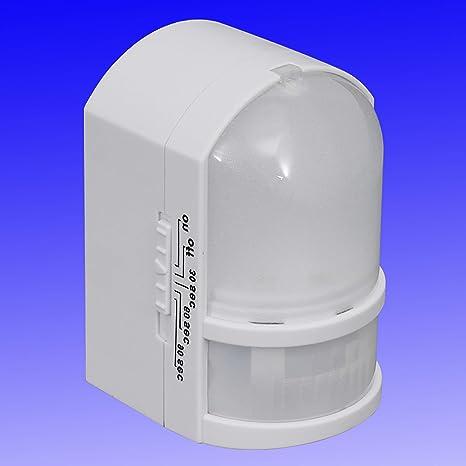 Trango Luz nocturna LED con función automática y sensor de movimiento TG11-039 Modo de