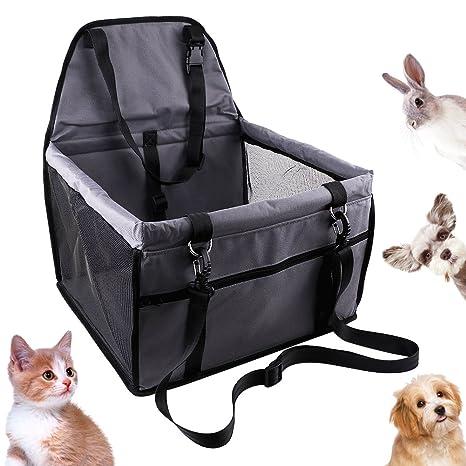 Amazon.com: hankrobot portátil perro mascota asiento de ...