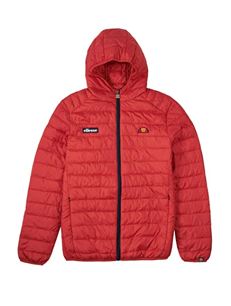 Ellesse Lombardy Padded Jacket, Abrigo para Hombre