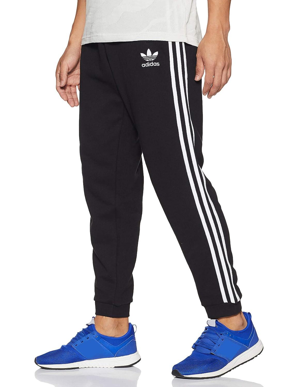 adidas SST Cuffed TP, Pantalone Uomo, Nero, XS: Amazon.it