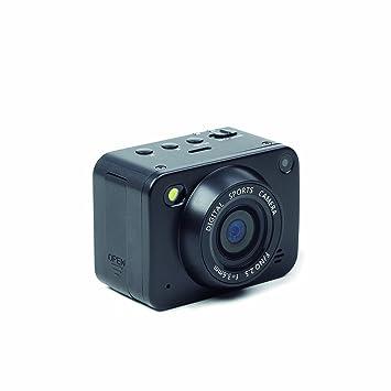 Gembird Action Cam - Kit de videocámara con carcasa ...