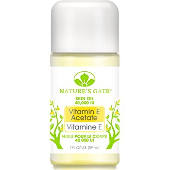 Amazon Com Nature S Gate Vitamin E Oil 40 000 I U 2