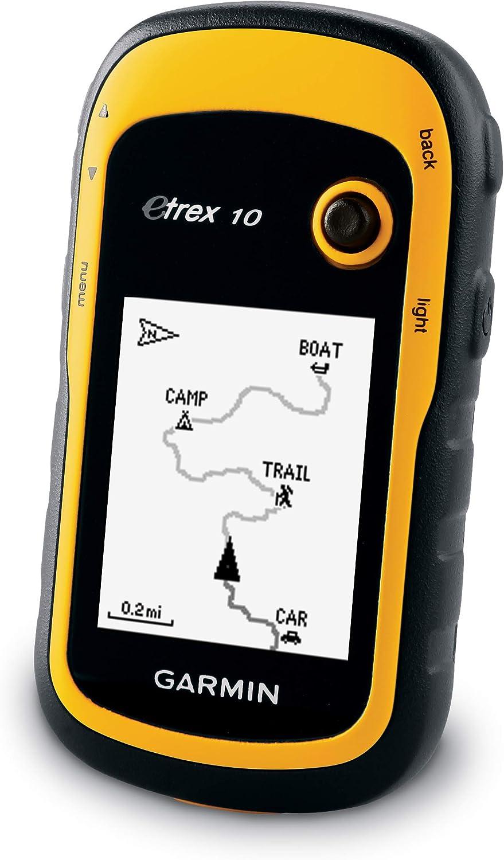 Garmin eTrex 10 GPS portable de randonnée