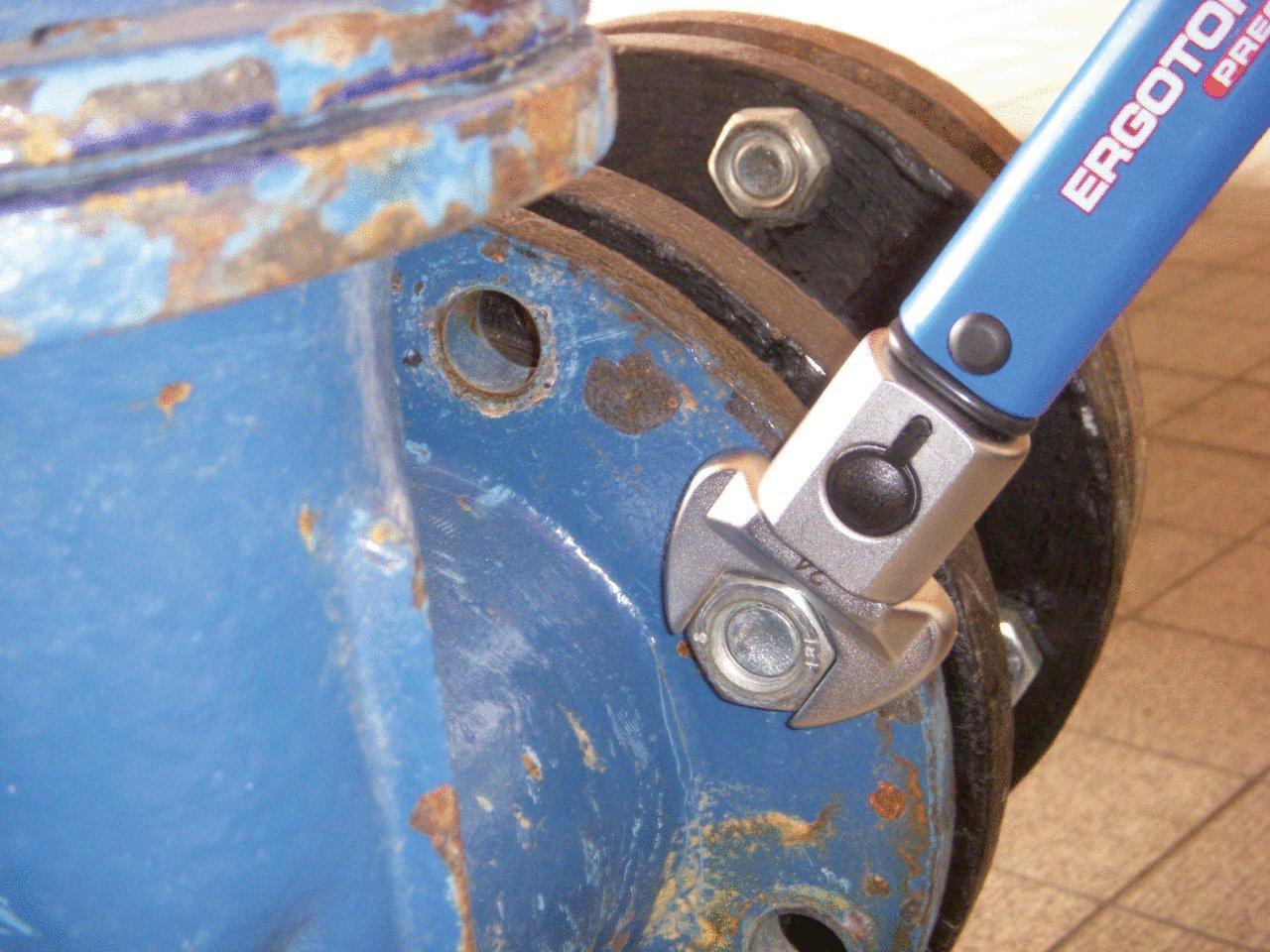 KS Tools 516.2110 Cabeza de boca abierta tama/ño: 9 x 12 mm 9x12mm