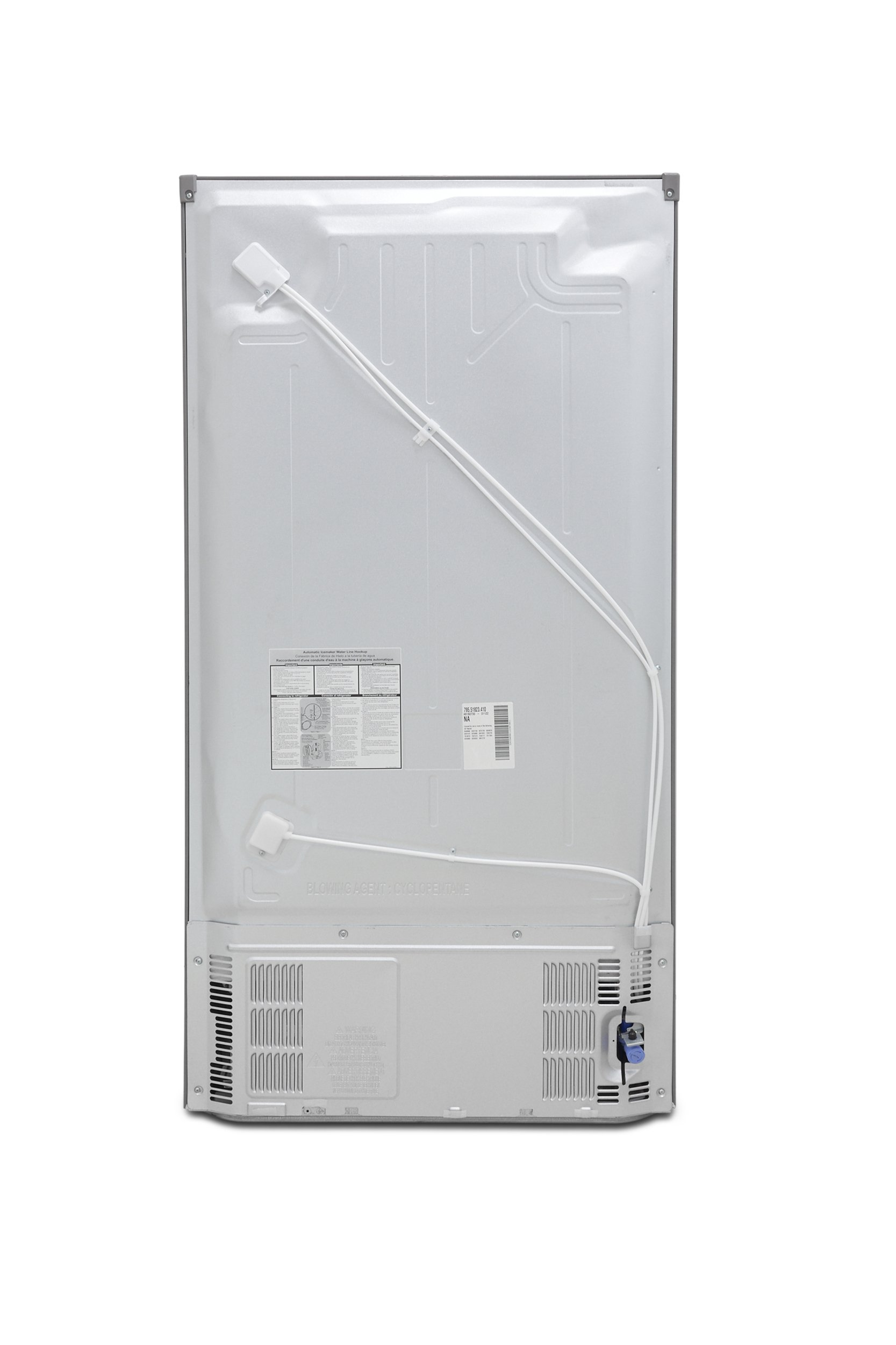 Kenmore Elite 51823 21.9 cu. ft. Side-by-Side Refrigerator in Stainless Steel, includes delivery and hookup (Available in select cities only) by Kenmore (Image #10)