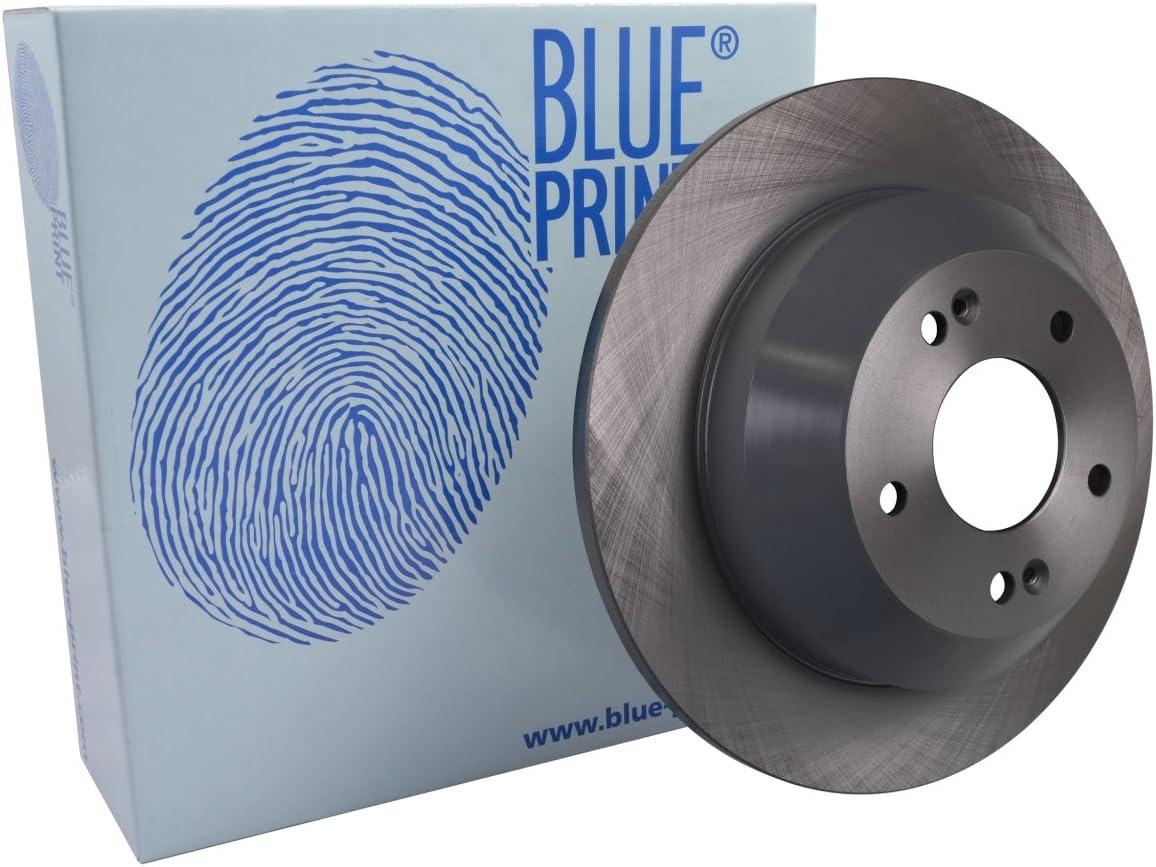 full of Holes 5 Blue Print ADG043159 Brake Disc Set 2 Brake Disc rear No