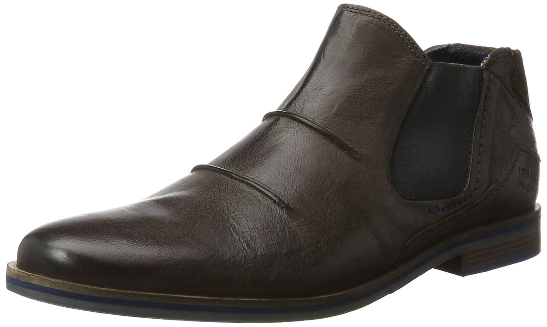 Mens 312173221200 Chelsea Boots, Brown (Cognac 6300) Bugatti