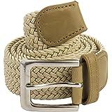 帆布弹性织物编织弹力编织皮带纯色
