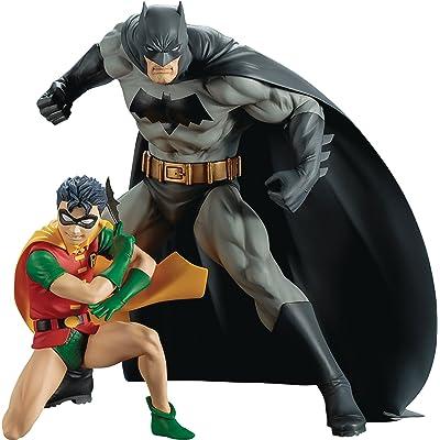 Kotobukiya DC Comics Batman & Robin ArtFX+ Statue: Toys & Games
