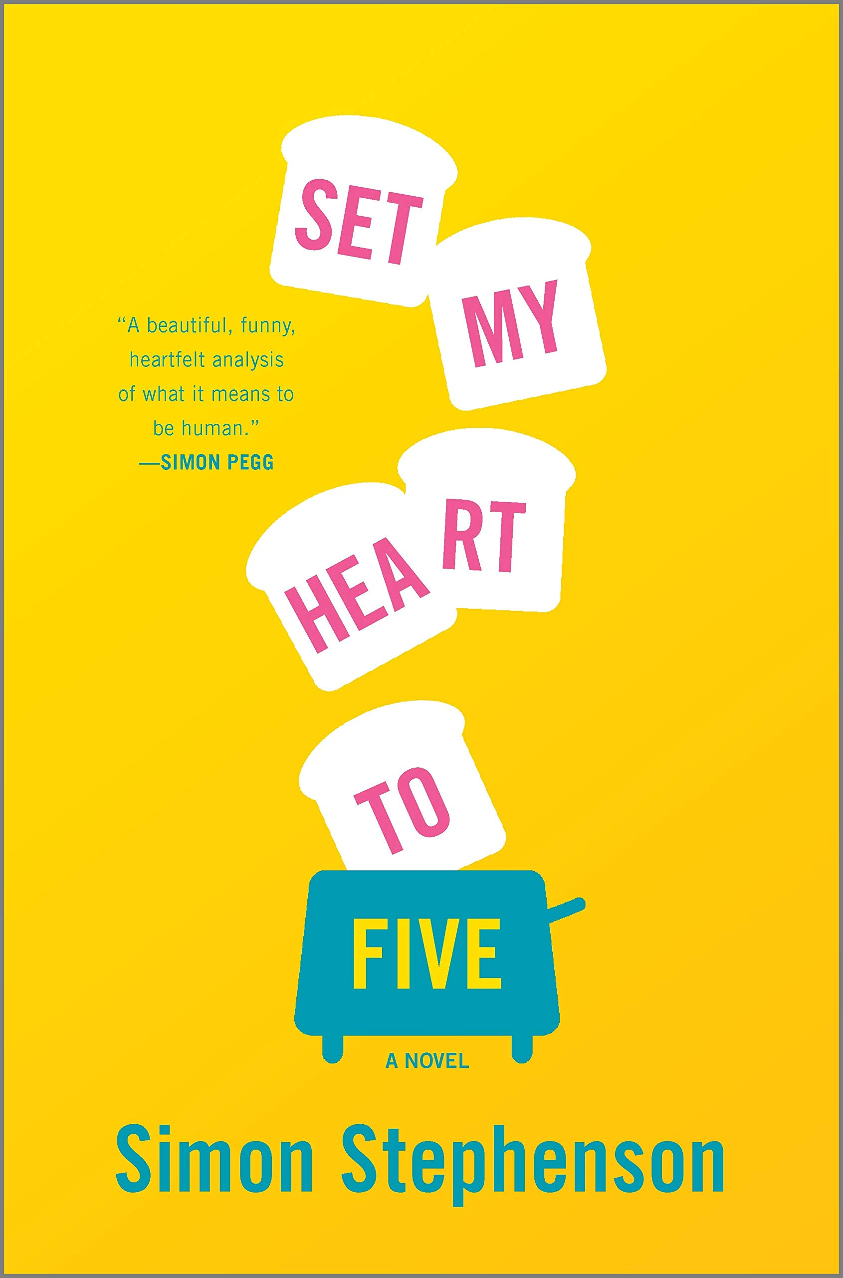 Simon Stephenson: Five Things I Learned Writing Set My Heart To Five