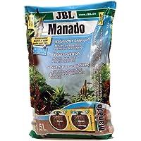 JBL naturlig botten med näringsförvaring, rik på järn, 1,5 l, manado