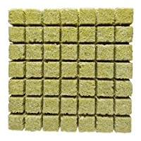 HollandBasics Hydroponic Mineral Wool Cubes (48 Pcs)