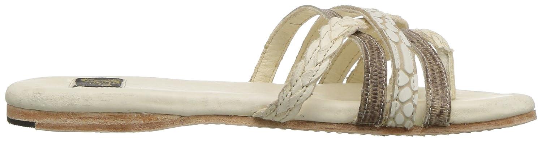 Freebird Women's Sweet Heeled Sandal B01LPBO29W 8 B(M) US|White