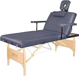 Master Massage Coronado Salon LX Portable Massage Table Package, 31 Inch