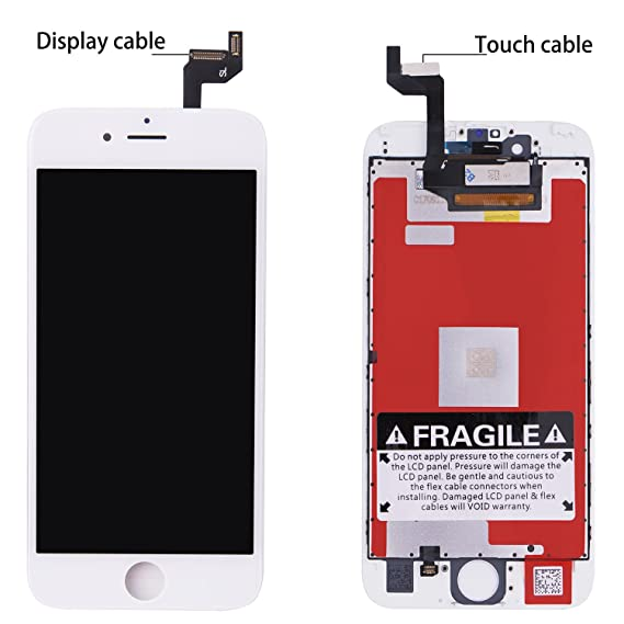 brand new 56e2b 10dbb New iPhone 6S Screen Replacement LCD Dispaly for LCD Touch Screen Digitizer  Assembly With 3D Touch Full Set Tools for iPhone 6S screen 4.7