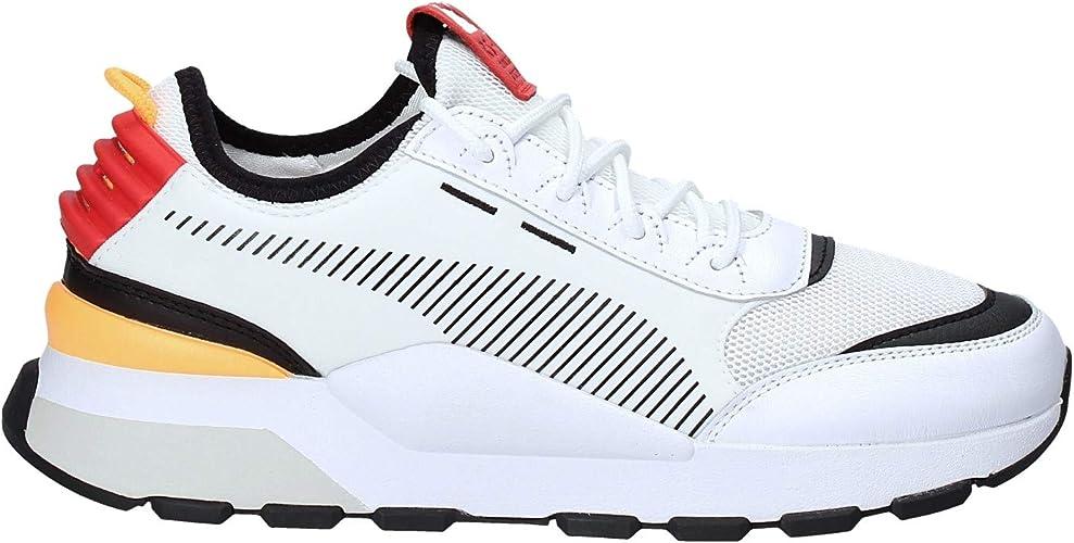 PUMA RS 0 Tracks Chaussures DE Sport Homme Blanc 36936206