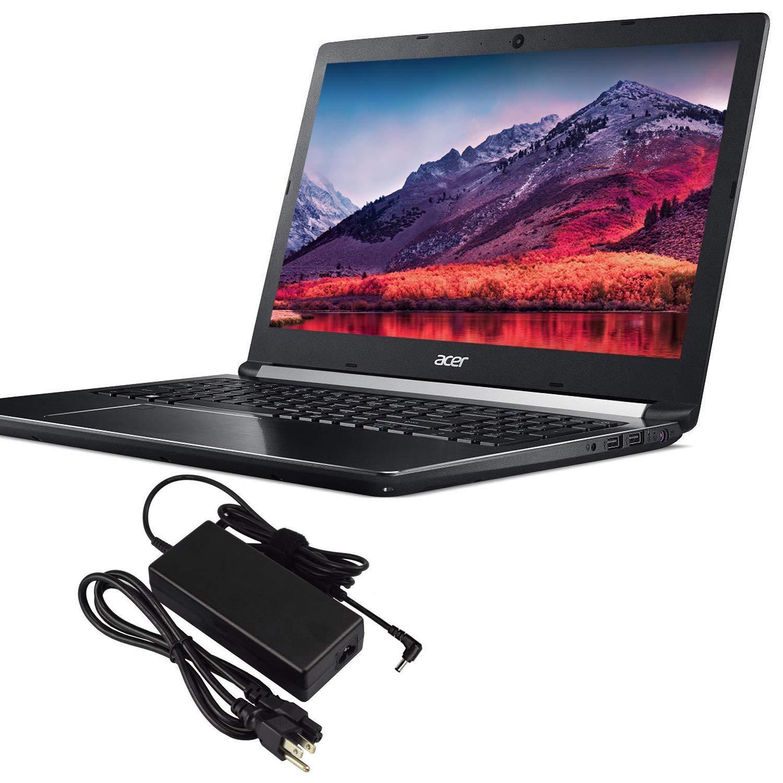 Amazon.com: Cargador de CA para Acer Aspire 7 A715 – 71 G ...