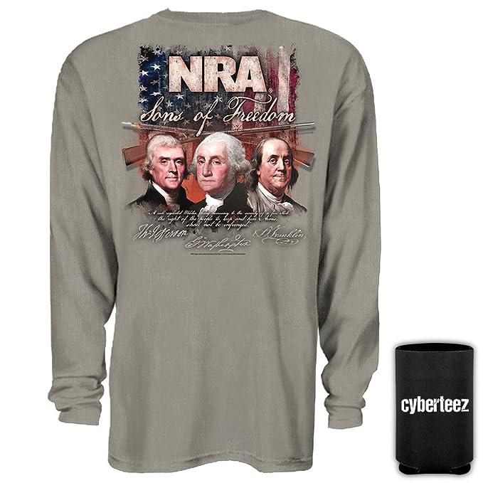 Mens Licensed NRA National Rifle Association Shirt 3XL