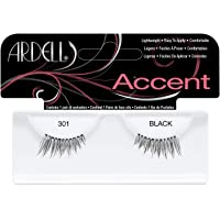Ardell Accents Eye Lashes, 301 Black