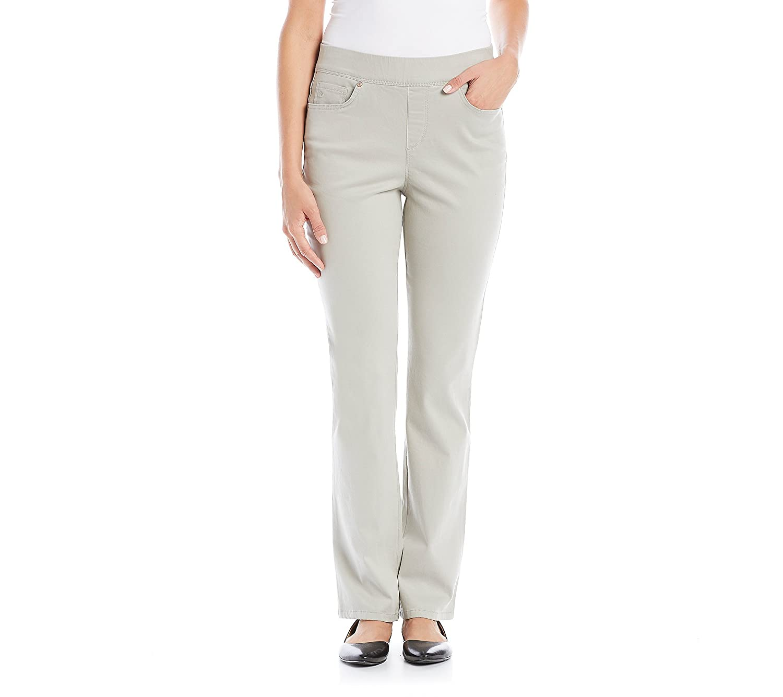 Gloria Vanderbilt Avery Pull On Straight Leg Jeans