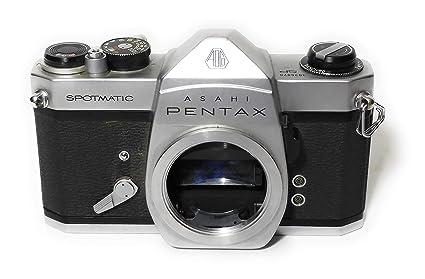 1eb6c6cbd Amazon.com: Asahi Pentax SP Spotmatic SLR camera body: Electronics