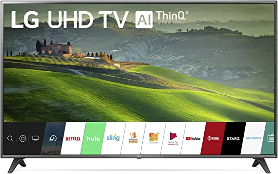 LG 75UM6970PUB 75-in HDR 4K UHD Smart IPS LED TV (2019)