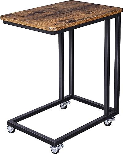 VASAGLE Industrial Side Table