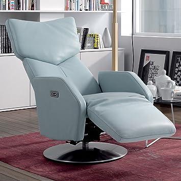 Electrique Cadix Fauteuil BleuCuisine Altobuy Relax wkOPn08